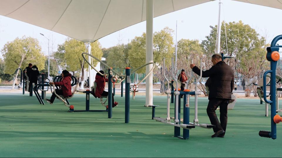 智能体育公园解决方案
