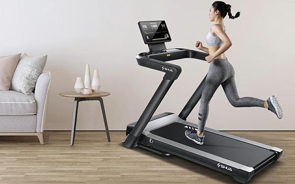 简约而不简单,舒华E7智能跑步机全新上市